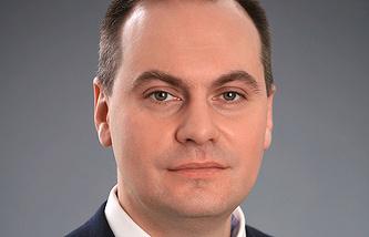 Министр экономики Татарстана Артем Здунов