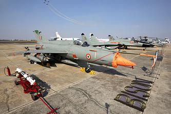 Истребители МиГ-21 ВВС Индии, 2015 год