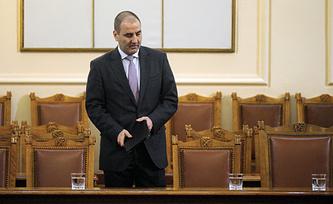 Экс-глава МВД Болгарии Цветан Цветанов. Фото ИТАР-ТАСС