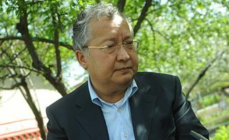 Жаныбек Бакиев. Фото ИТАР-ТАСС