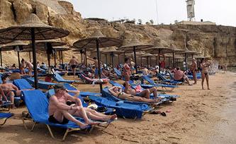Туризм в египетском Шарм-эль-Шейхе. Фото EPA/ИТАР-ТАСС