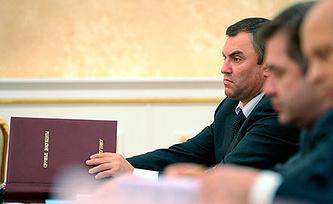 Вячеслав Володин. Фото ИТАР-ТАСС/ Артем Коротаев