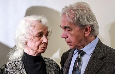 Людмила и Александр Хворостовские