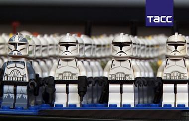 Фэндом: На Урале представили самую большую в России армию Звездных войн из LEGO