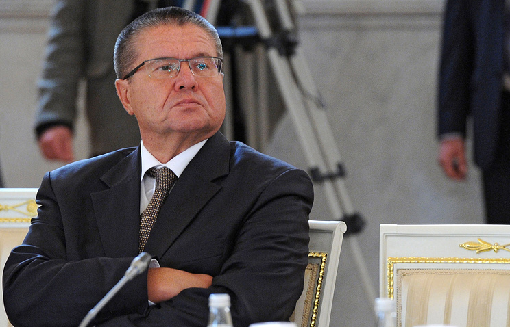 Russia's Economic Development Minister Alexei Ulyukayev