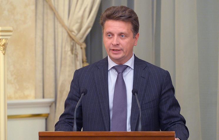 Minister Maxim Sokolov