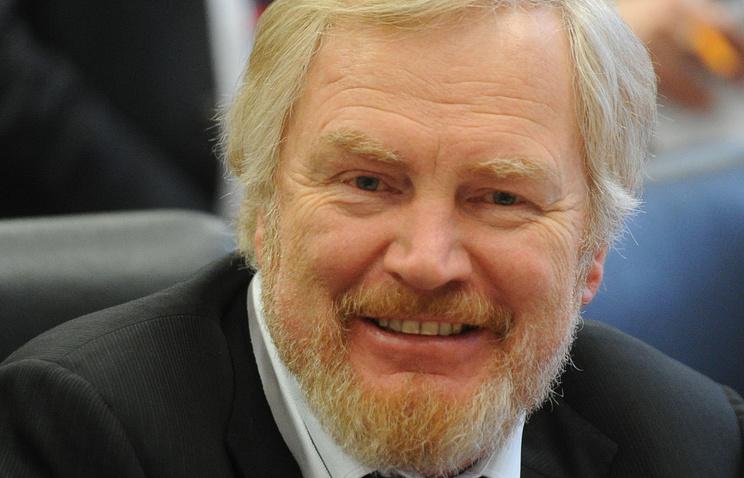 Russian Deputy Finance Minister Sergey Storchak