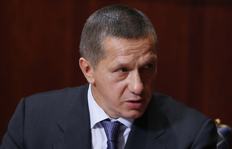 Presidential envoy in the Far Eastern Federal District Yuri Trutnev