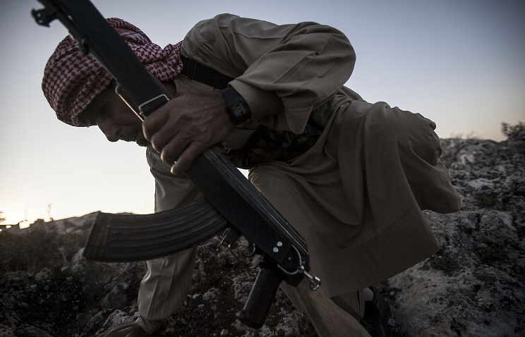 Militant of the Syrian opposition