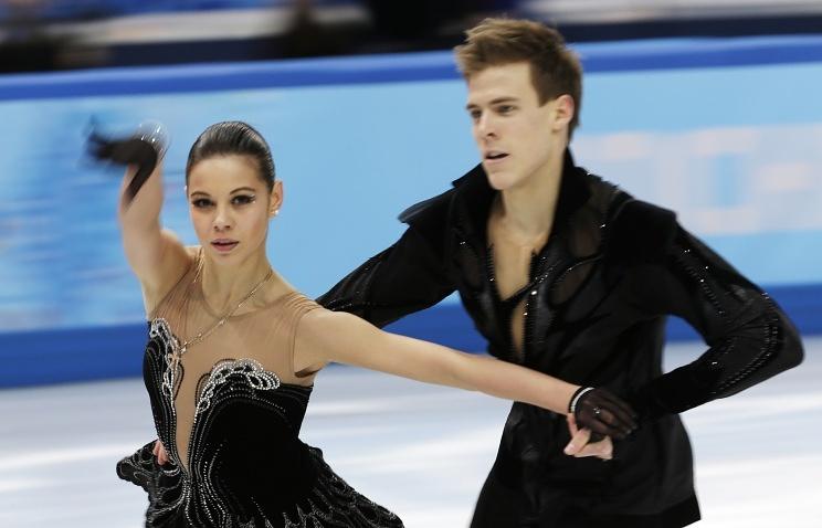 Elena Ilyinykh and Nikita Tasalapov