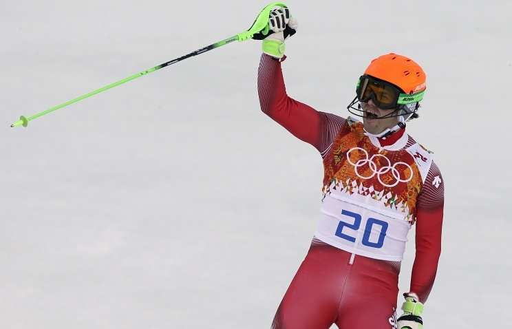 Swiss skier Sandro Viletta