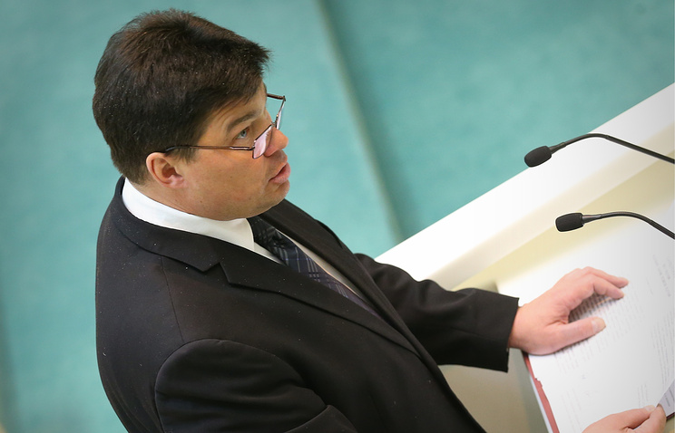Chairman of the Federation Council's International Affairs Committee Mikhail Margelov