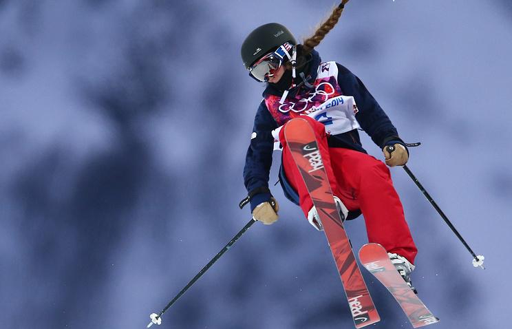 Maddie Bowman of USA