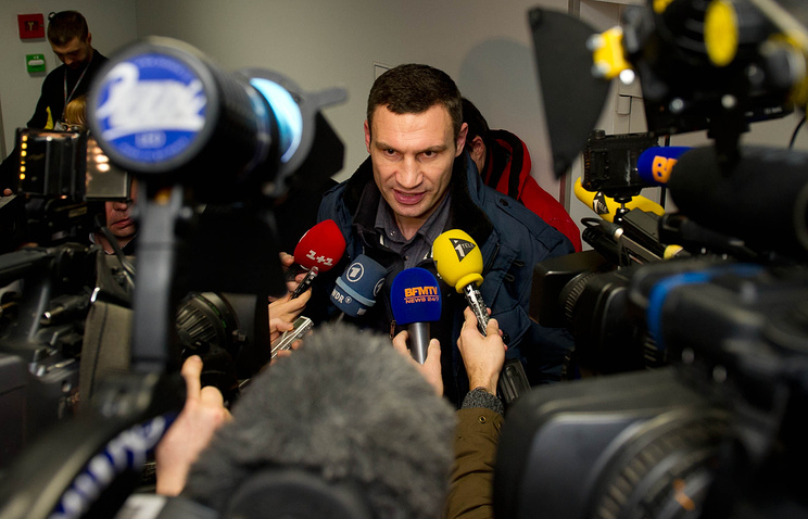 Vitaly Klichko