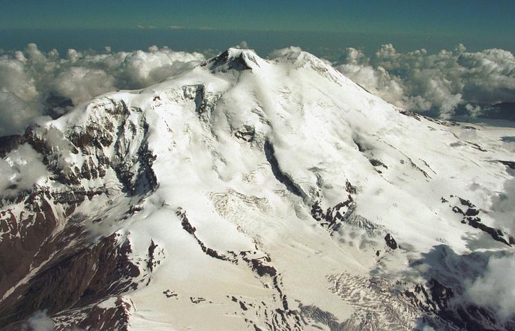 Mount Elbrus (archive)