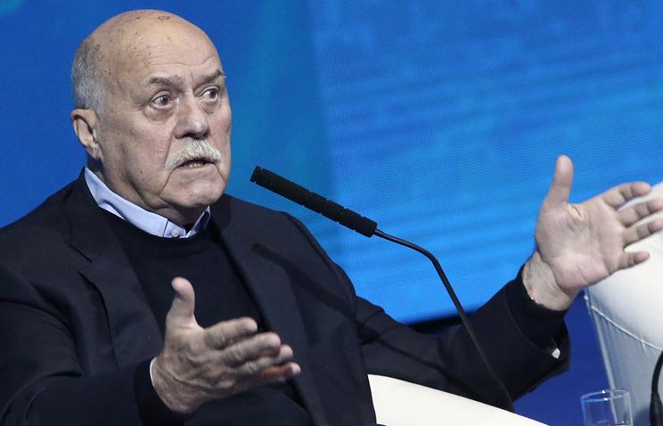 Head of the Duma committee for culture Stanislav Govorukhin