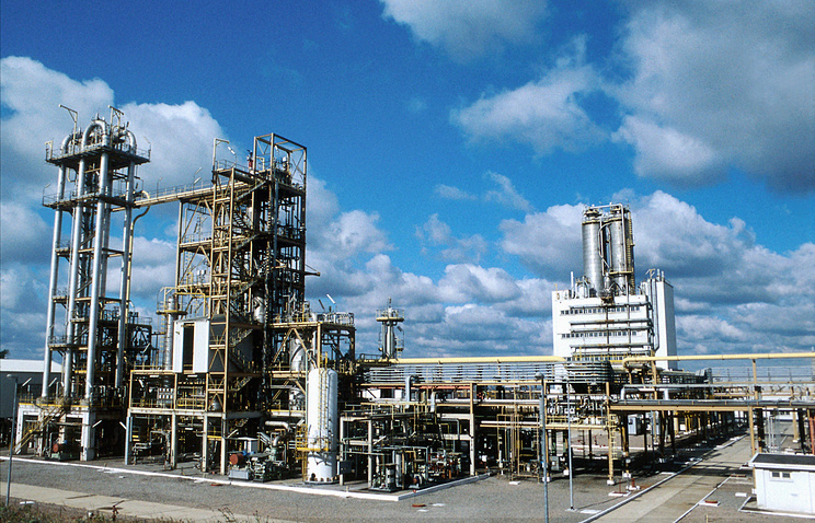 Lisichansk refinery (archive)