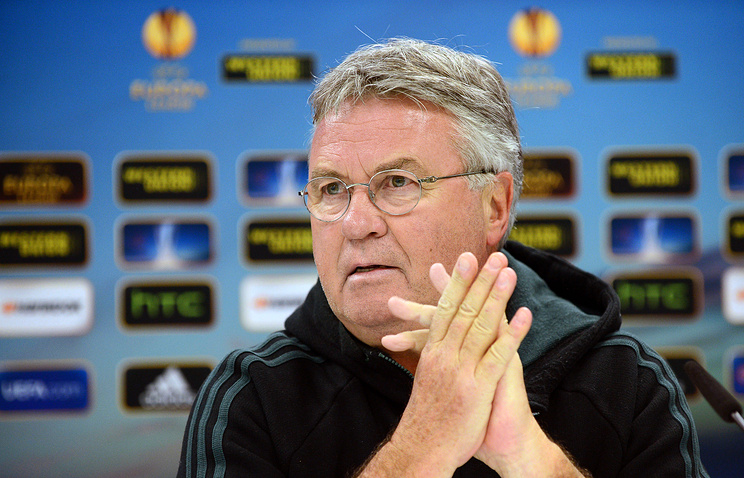 Guus Hiddink