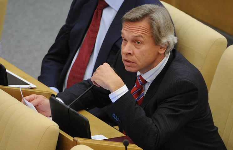 Alexei Pushkov