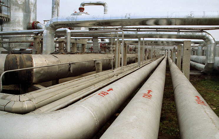 Gas pipelines (archive)
