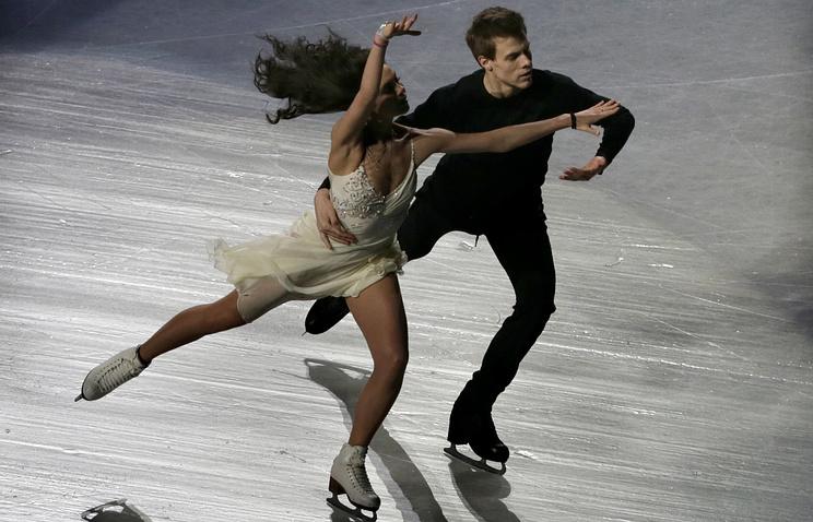 Elena Ilyinykh and Nikita Katsalapov (archive)