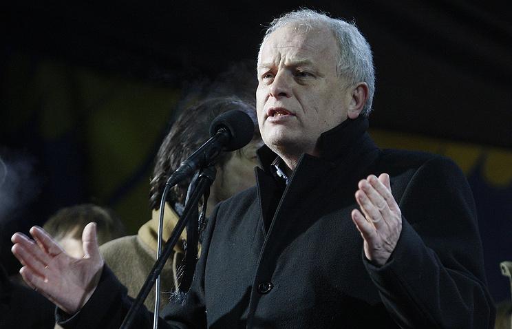 Chairman of the National Bank of Ukraine Stepan Kubiv