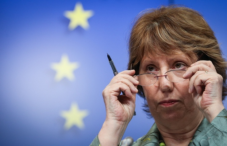 EU High Representative for Foreign Affairs and Security Policy Catherine Ashton