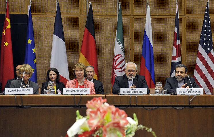 P5+1 talks on Iran's nuclear program (archive)