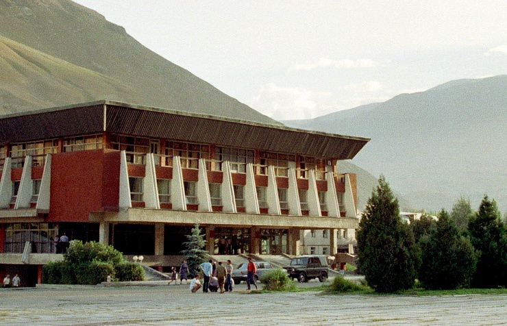 View of Khorog (archive)