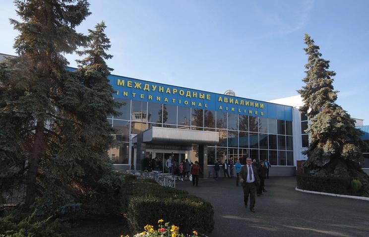 Simferopol airport