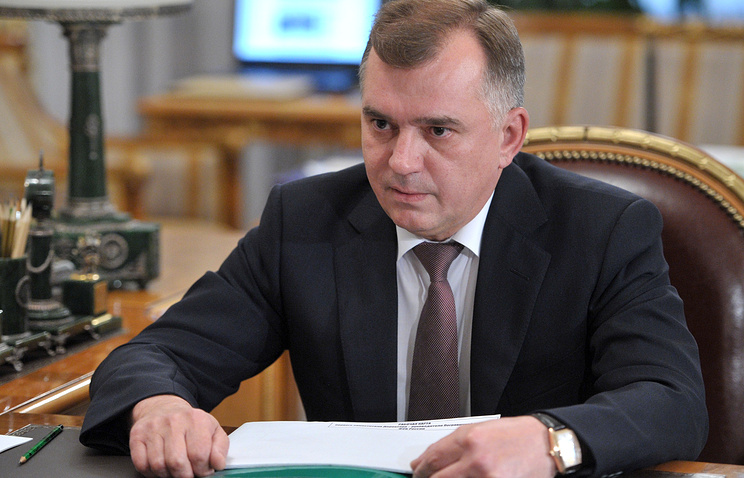 First Deputy Head of Russia's Federal Security Service, Director of the Russian Border Service Vladimir Kulishov