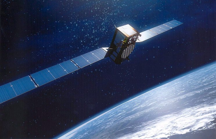 Galileo type satellite (archive)