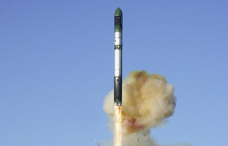Dnepr rocket (archive)