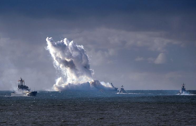 Military drills in Kaliningrad Region (archive)