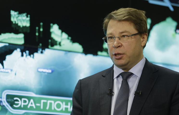 GLONASS Union president Alexander Gurko