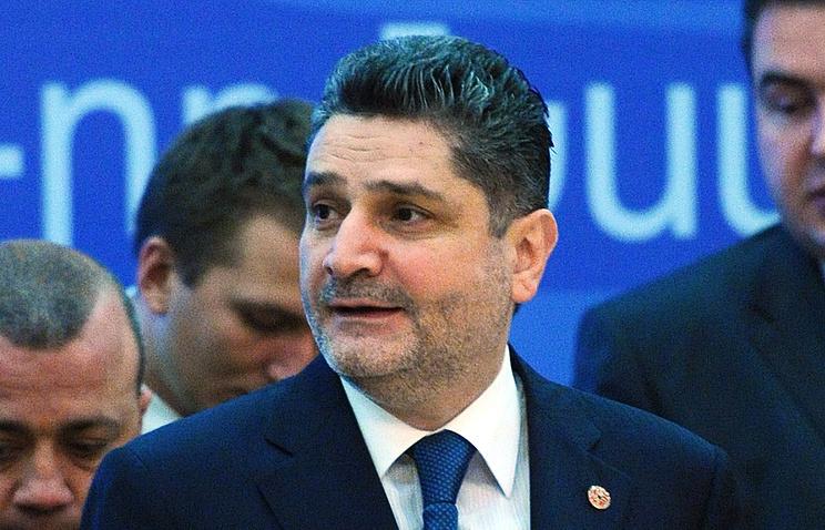Tigran Sarkisyan
