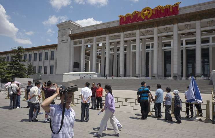 National Museum of China in Beijing