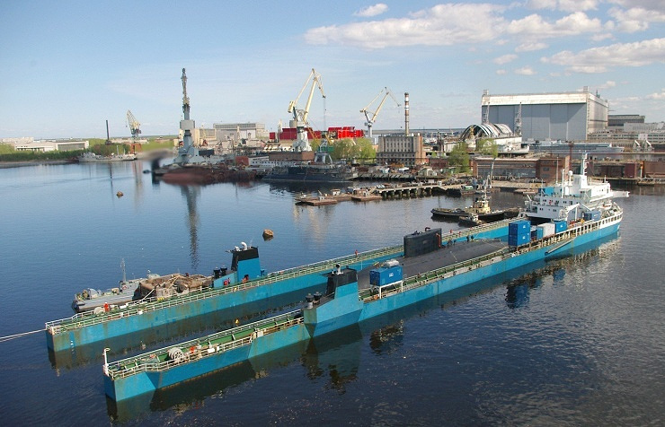 Sevmash shipyard