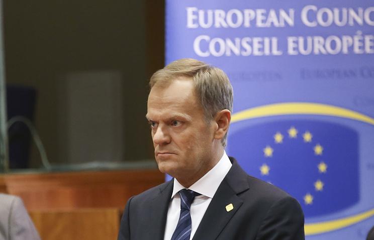 Poland Prime Minister Donald Tusk