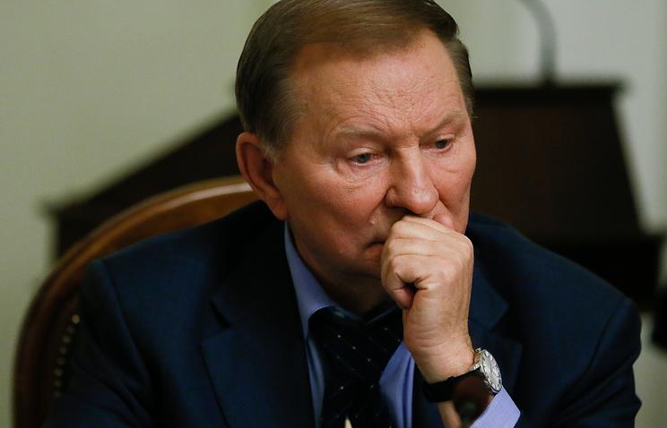 Ukraine's ex-president Leonid Kuchma
