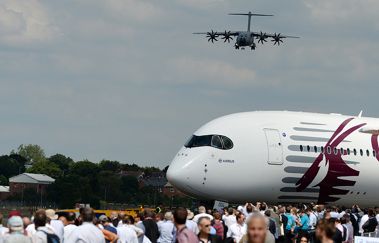2014 Farnborough Airshow