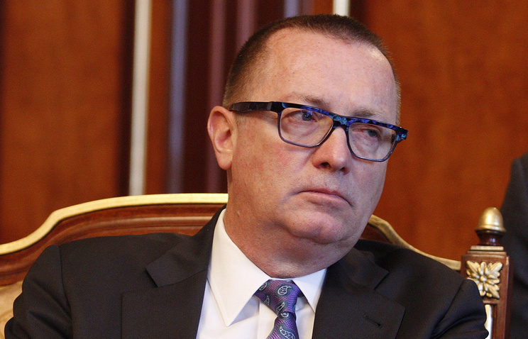 UN Under-Secretary-General for Political Affairs Jeffrey Feltman