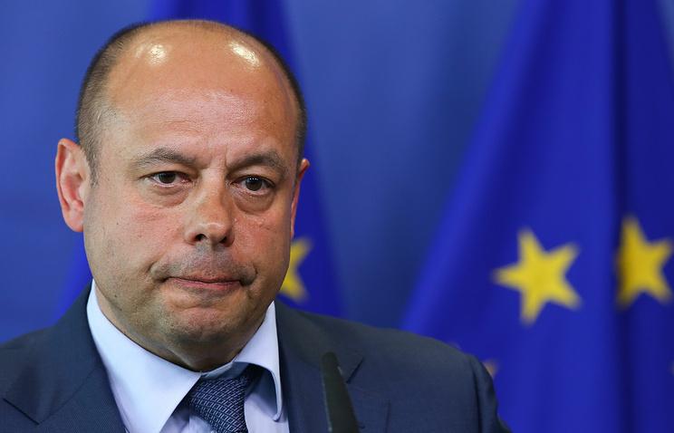 Ukrainian Energy and Coal Minister Yuriy Prodan