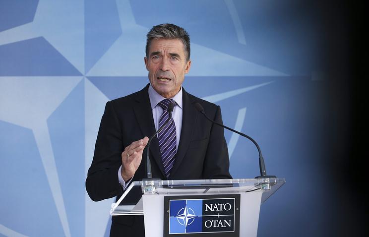 NATO Secratary General Anders Fogh Rasmussen