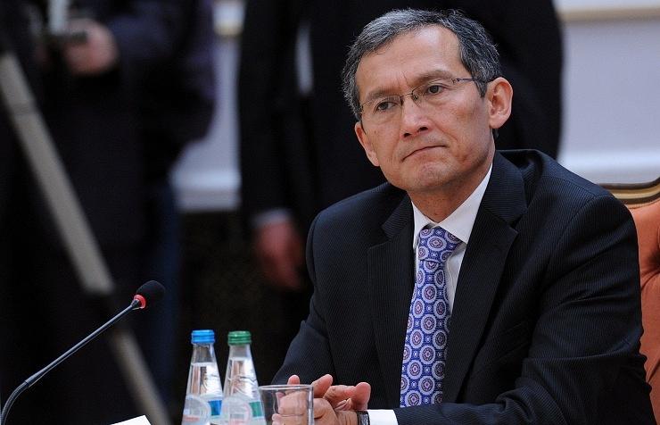 Kyrgyzstan's Prime Minister Dzhoomart Otorbayev