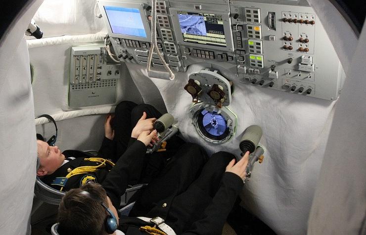 Soyuz TMA training machine
