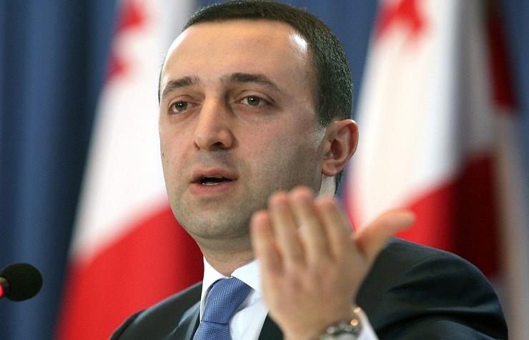 Georgian Prime Minister Irakli Garibashvili