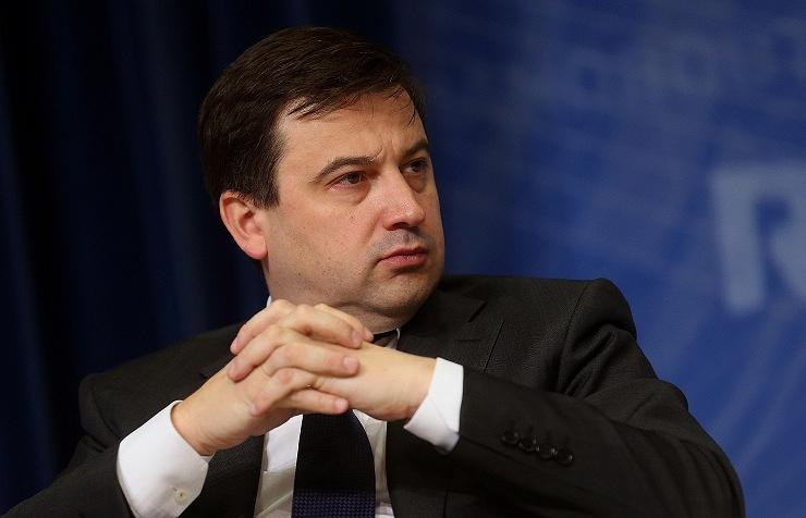 Russia's Deputy Energy Minister Kirill Molodtsov
