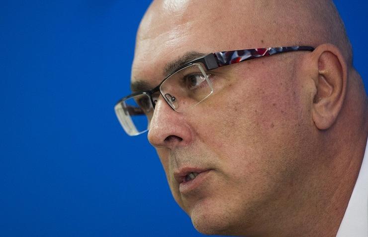 Russiand Deputy Minister of Economic Development Alexey Vedev