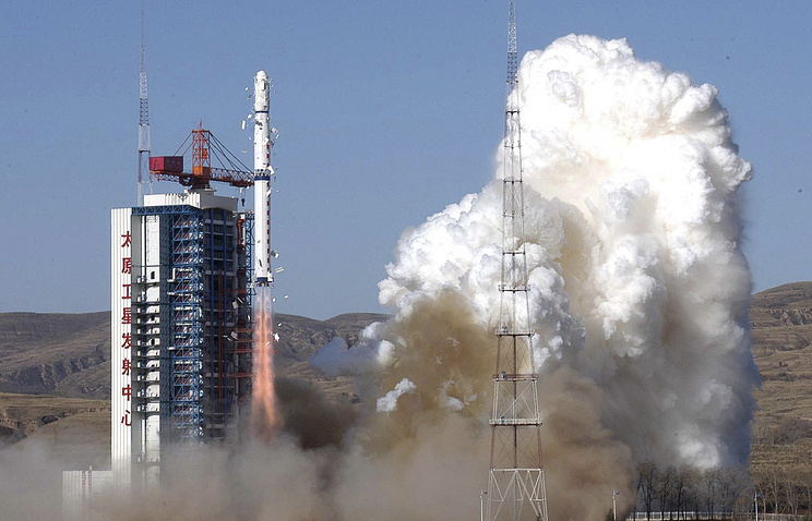Taiyuan Satellite Launch Center (archive)